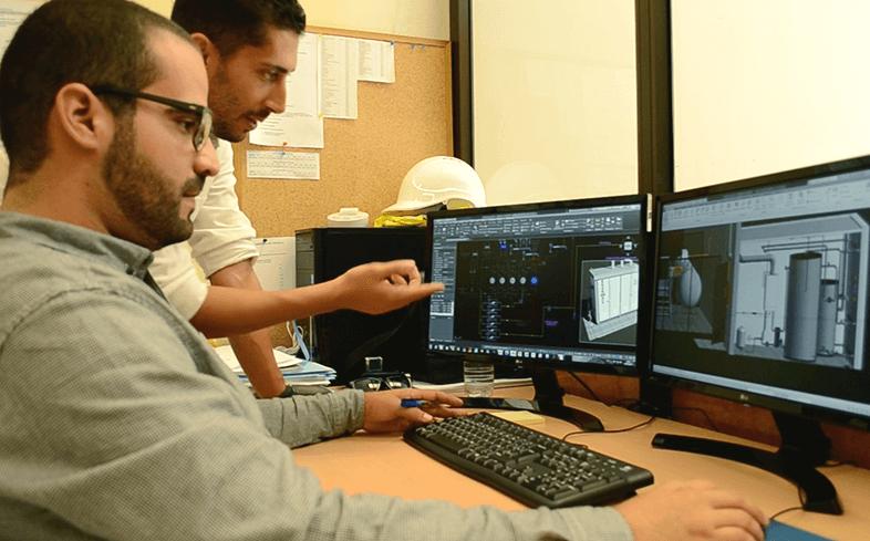 La tecnología BIM desplaza a la tecnología CAD