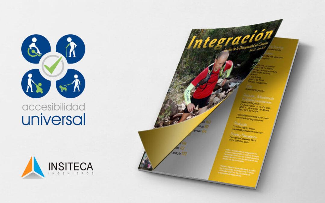 Revista Integración – La voz de la discapacidad en Canarias