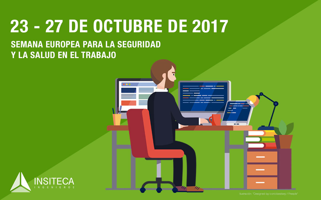 Semana Europea para la Seguridad y la Salud en el Trabajo 2017