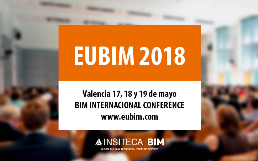Insiteca BIM en EUBIM 2018